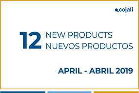 New Cojali Products April 2019