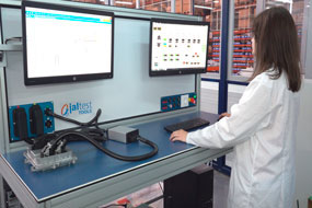 MANUFACTURING PROCESSES OF COJALI: Electronic Components