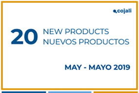 New Cojali Products May 2019