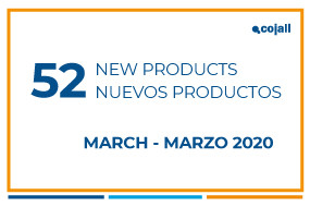 New Cojali Products March 2020