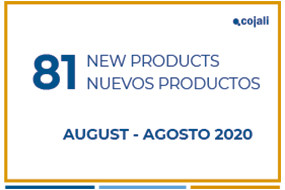 New Cojali Products August 2020